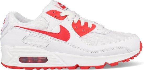 Nike Air Max 90 (Hyper-Red) - Maat 45