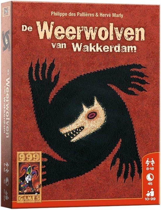 De Weerwolven van Wakkerdam Basisspel Kaartspel