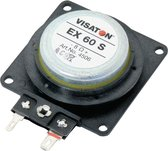 Visaton EX 60 S / 4 Exciter-luidspreker 4 Ω 1 stuk(s)