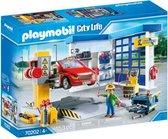 PLAYMOBIL City Life Autogarage - 70202