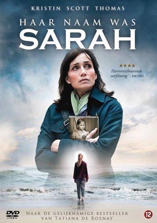 Cover van de film 'Haar Naam Was Sarah'
