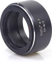 Adapter CY-NZ: Contax Yashica Lens - Nikon Z mount Camera
