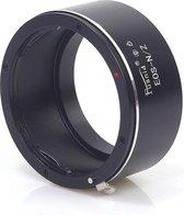 Adapter EF-NZ: Canon EF EOS Lens - Nikon Z mount Camera