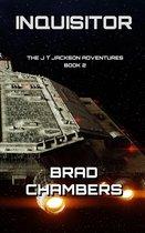 Boek cover Inquisitor van Brad Chambers