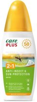 Care plus 2in1 Anti-Insect & Sun Protection spray SPF 50