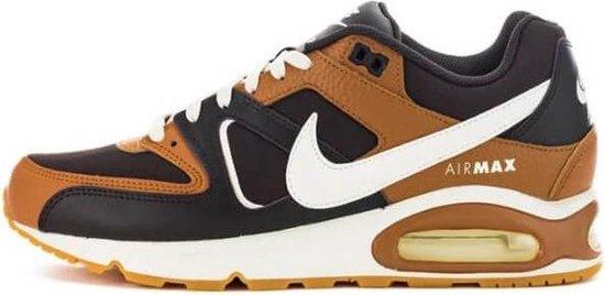 Nike Air Max Command leather bruin heren sneaker maat 43