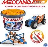 Meccano - Junior Open-ended Bucket