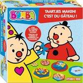 Bumba - Educatief spel - Spel taartjes maken - voel de vormen en leer de kleuren - stimuleert de moteriek en interactie