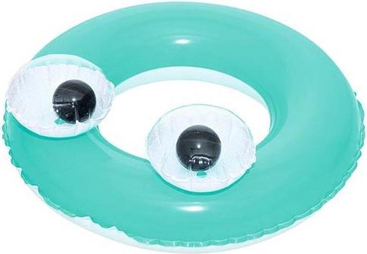 Bestway Zwemband Big Eyes Junior 53 Cm Vinyl Blauw