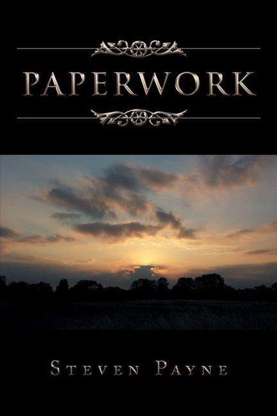 Boek cover Paperwork van Steven Payne