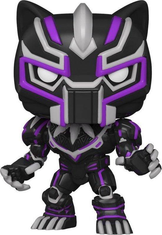 [Merchandise] Funko Pop! Vinyl Marvel Mech Black Panther