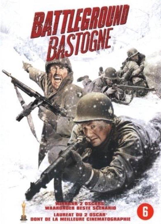 Cover van de film 'Battleground'