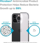 Speck Presidio Perfect Clear Apple iPhone 13 Pro Clear - with Microban