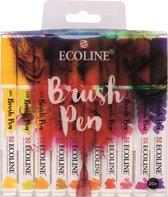 Afbeelding van Talens Ecoline Brush Pen - 20 stuks - Brushpen speelgoed