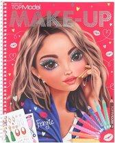 Topmodel make-up boek