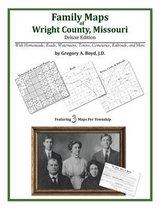 Family Maps of Wright County, Missouri