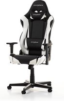 DXRacer Racing R0 - Gamestoel - Zwart / Wit