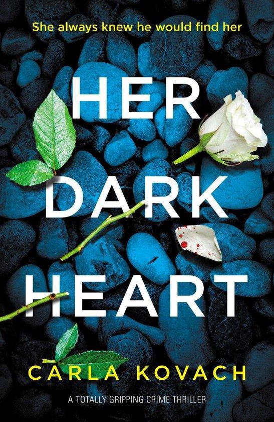 Boek cover Her Dark Heart van Carla Kovach (Onbekend)