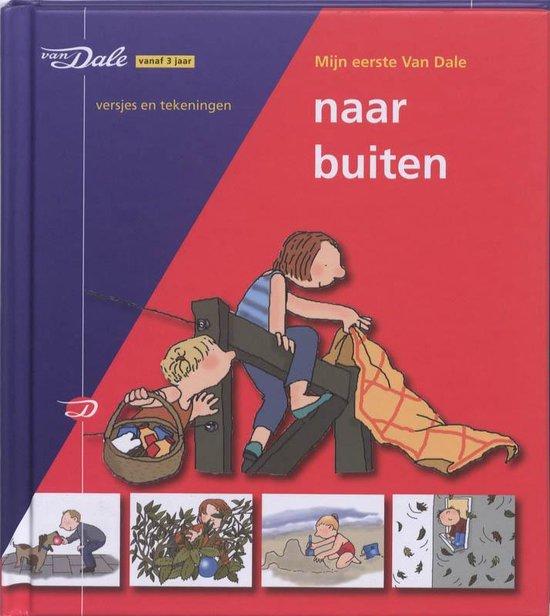 Boek cover Mijn Eerste Van Dale Naar Buiten van Liesbeth Schlichting (Hardcover)