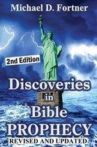 Boek cover Discoveries in Bible Prophecy van Michael D Fortner