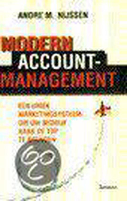 Modern Account-Management - Andr� M. Nijssen |