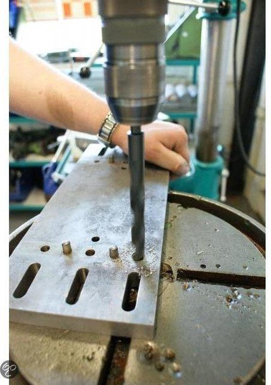 boor HSS 16.0mm met kolf 10mm