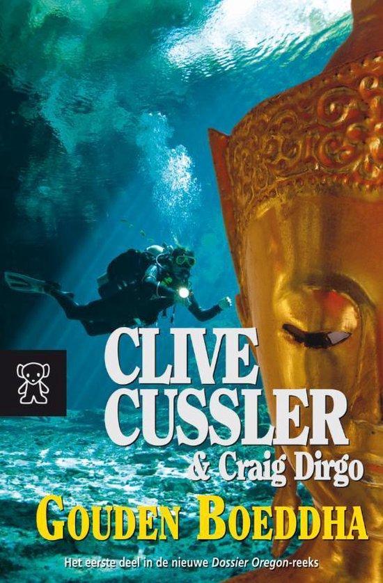 Gouden Boeddha - Clive Cussler |