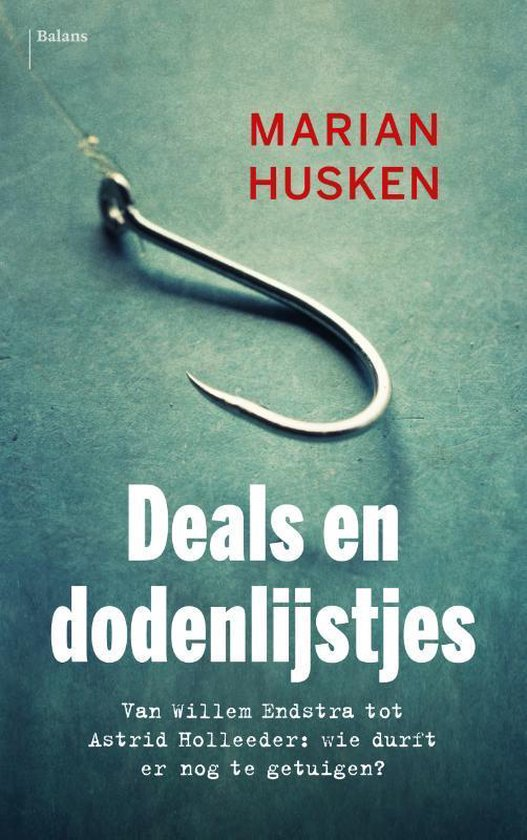 Boek cover Deals en dodenlijstjes van Marian Husken (Paperback)