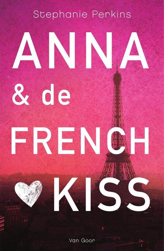 Anna & de French kiss - Stephanie Perkins |