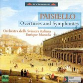 Orchestra Della Svizzera Italiana - Overtures And Symphonies