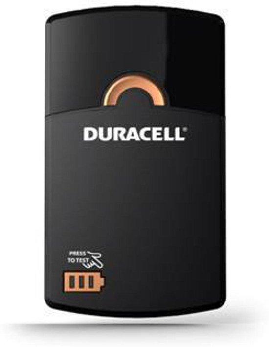 Duracell 5 uurs mobiele oplader - 1800 mAh - Powerbank - Als beste getest - lichtgewicht
