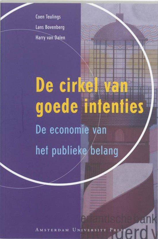 De Cirkel Van Goede Intenties - Coen Teulings   Readingchampions.org.uk