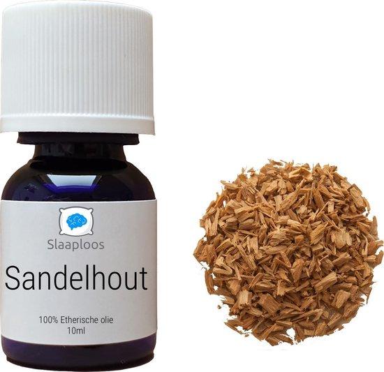 Sandelhout Etherische Olie - 100% Puur