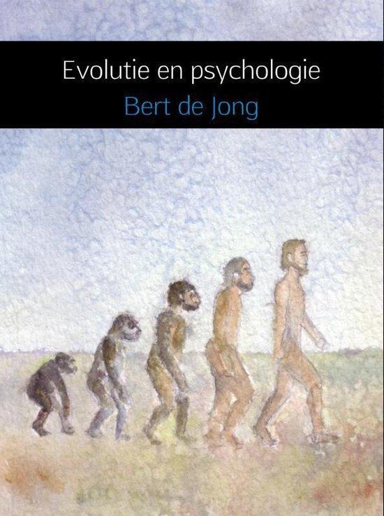 Evolutie en psychologie - Bert de Jong   Fthsonline.com