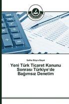 Yeni Turk Ticaret Kanunu Sonras Turkiye'de Ba MS Z Denetim