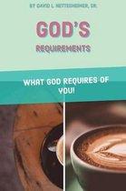 God's Requirements