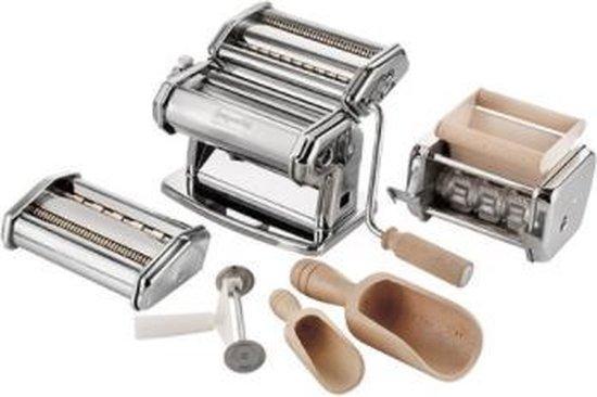 Imperia Keukenmachines pastamachine multiset la fabbrica della pasta