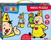 Speelgoed | Puzzels - Pzzl Bumba Vloer 16 St.