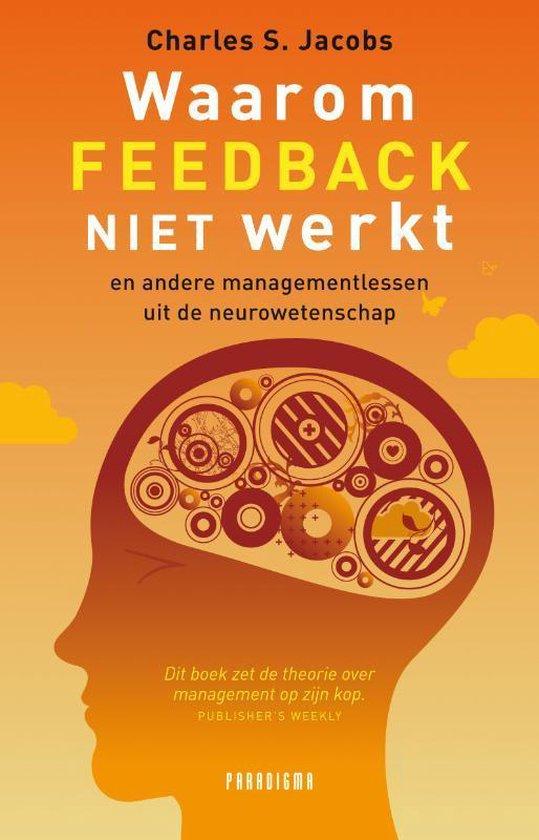 Waarom feedback niet werkt