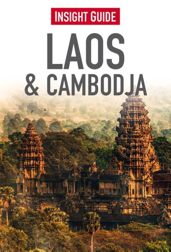 Insight guides - Laos & Cambodja - Andrew Forbes |