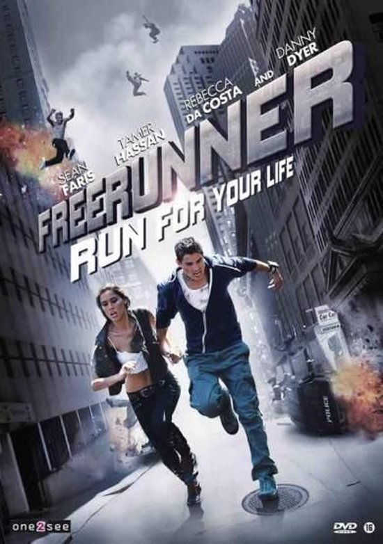 Cover van de film 'Freerunner'