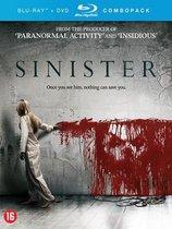 Sinister (Blu-ray + DVD)