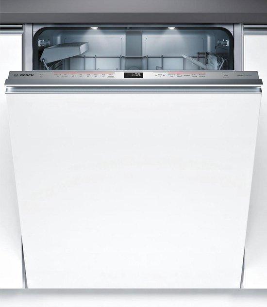 Bosch SMV68PX01N - Serie 6 - Inbouw vaatwasser