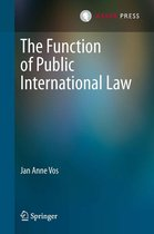 Omslag The Function of Public International Law