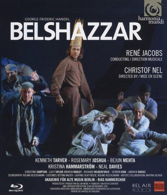 Cover van de film 'Akademie Fur Alte Musik Berlin - Belshazzar'