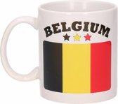 Mok / beker Belgische vlag