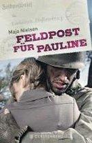 Boek cover Feldpost fur Pauline van Maja Nielsen (Hardcover)