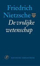 Boek cover Nietzsche-bibliotheek - De vrolijke wetenschap van Friedrich Nietzsche (Paperback)