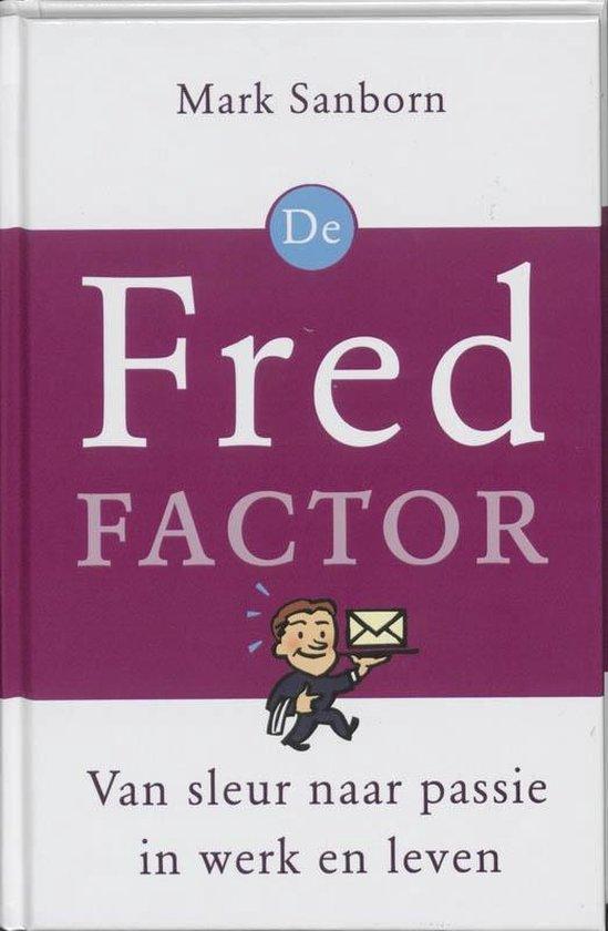 De Fred-factor - M. Sanborn | Fthsonline.com