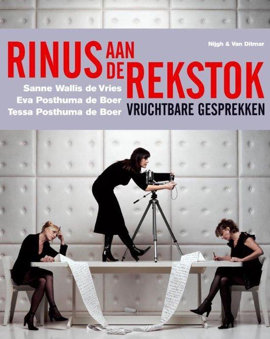 Boek cover Rinus Aan De Rekstok van Sanne Wallis de Vries (Paperback)